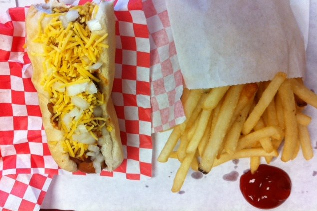 Restaurant Review: Naughty Dog