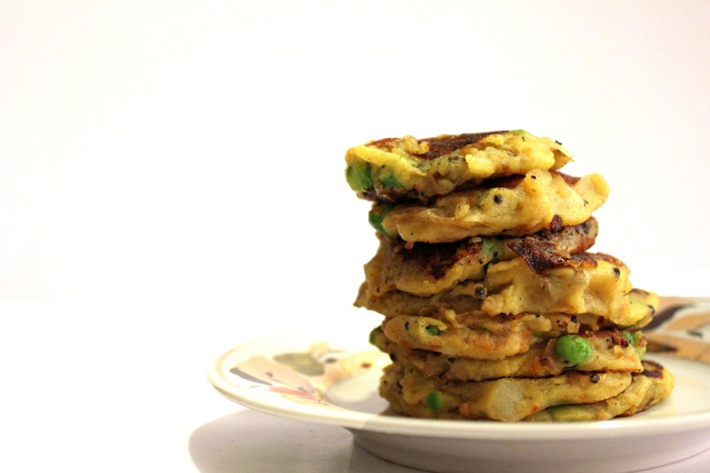 how to make indian patties