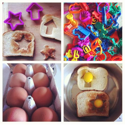 Shapilicious Eggs