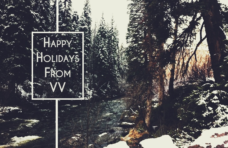Happy Holidays from VV