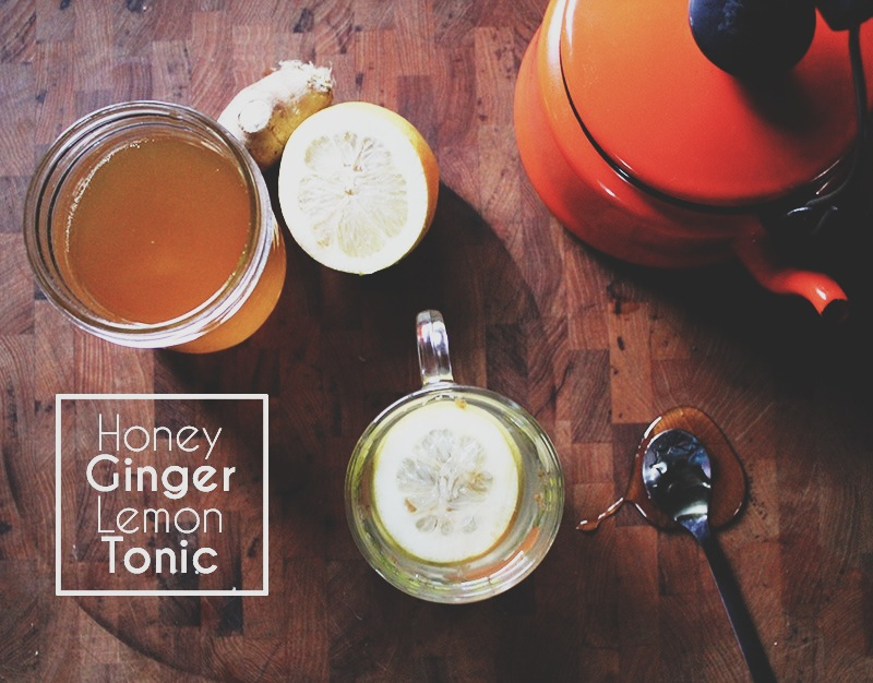 Lemon-Ginger-Honey-Tonic