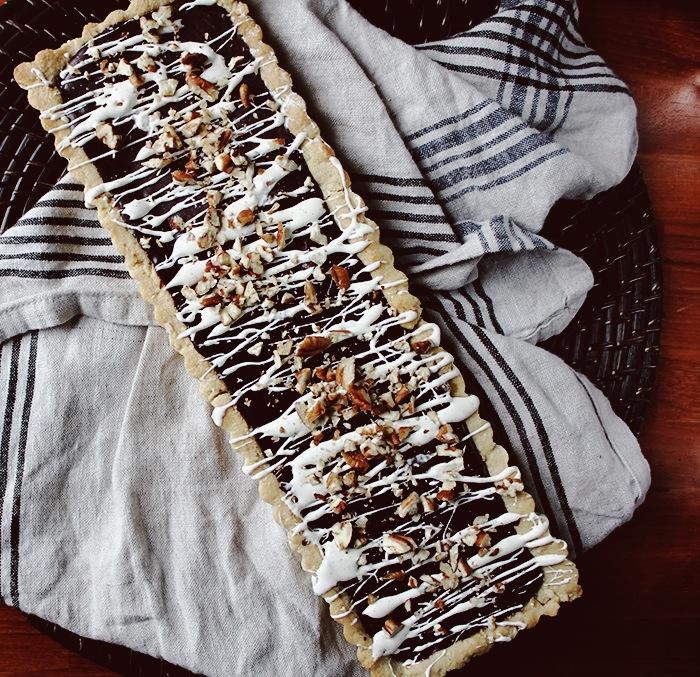 Caramel-Pecan-Tart