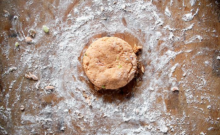 Vegan Breakfast Biscuits