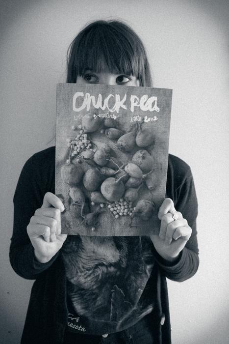 Chickpea Magazine Winter 2013 /// February Recap