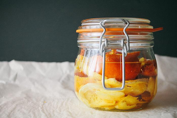 Ginger-Citrus-Rum