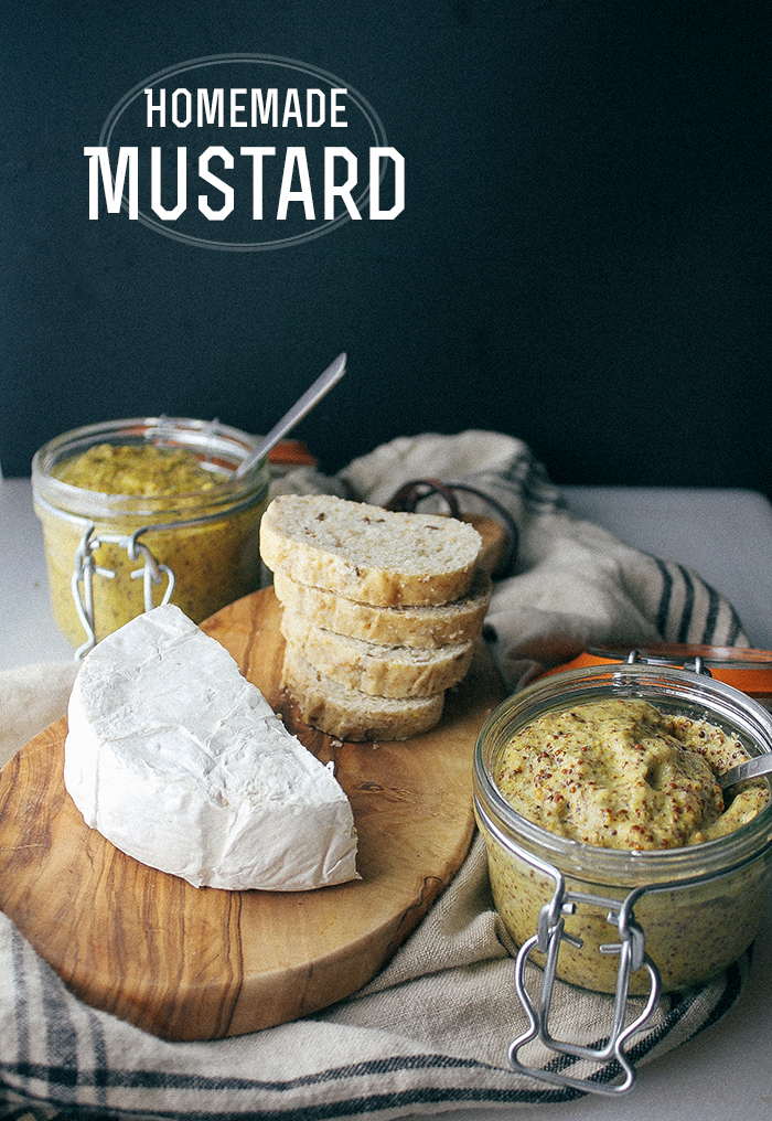 homemademustard