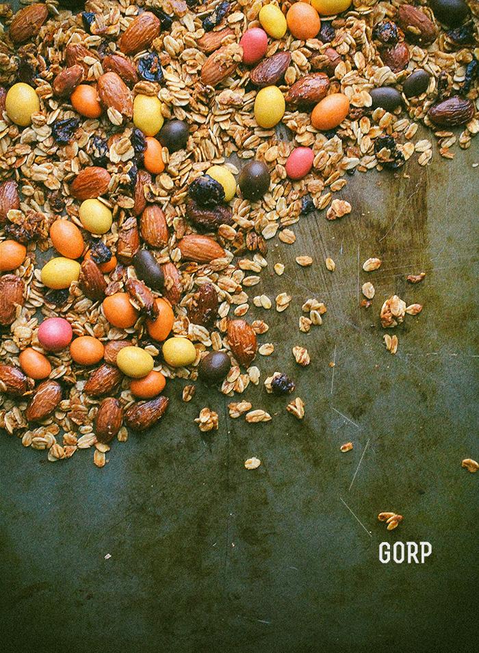 Maple Almond GORP // The Adventure's Food