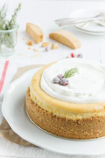 Eggnog Cheesecake 2