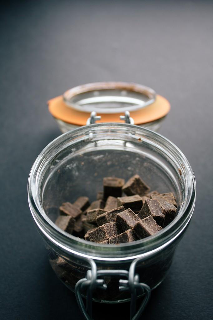 Dark Chocolate & Apricot Oatmeal Cookies
