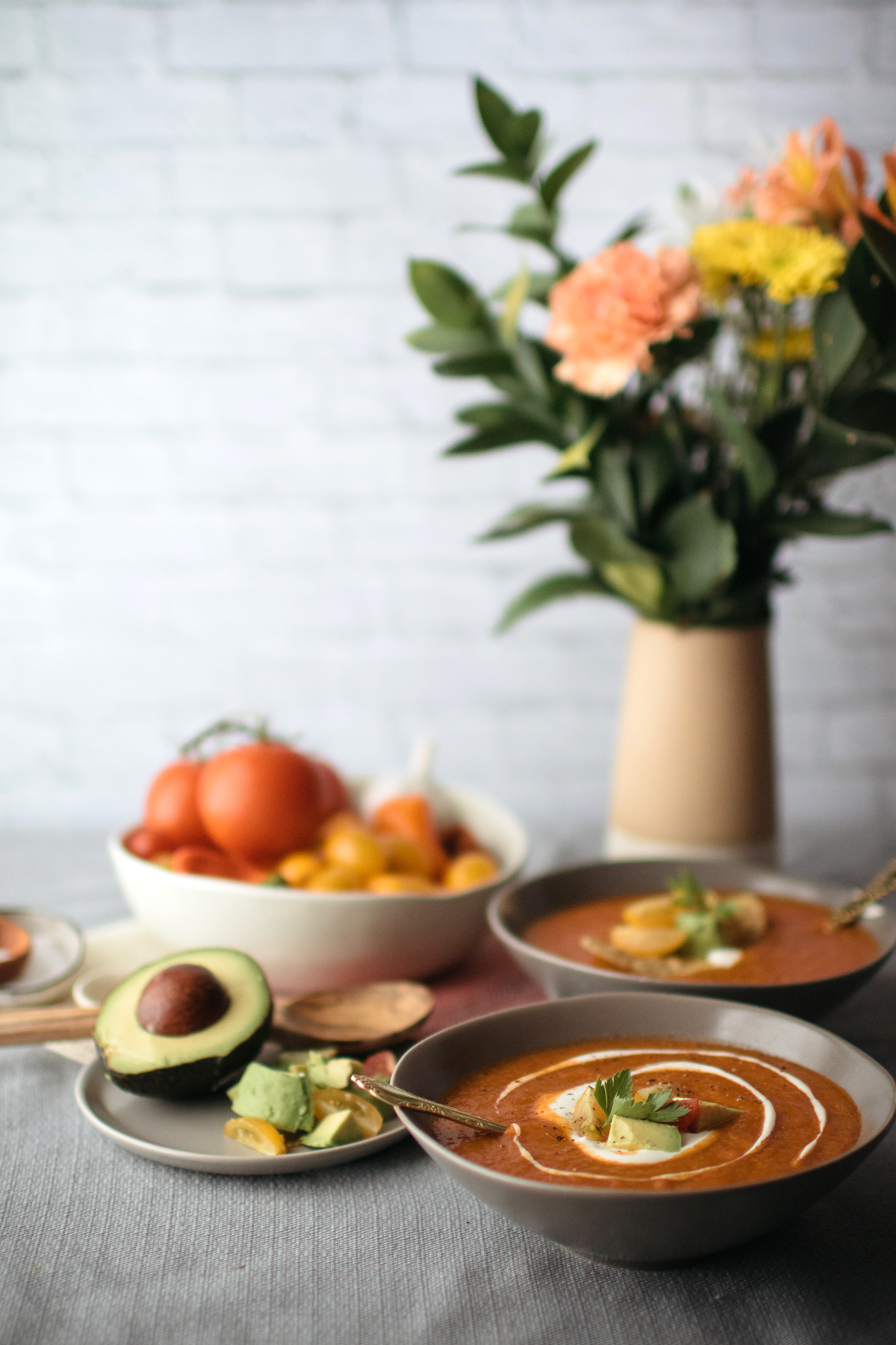 Smoky Tortilla Soup From Sprouted Kitchen\'s Bowl + Spoon