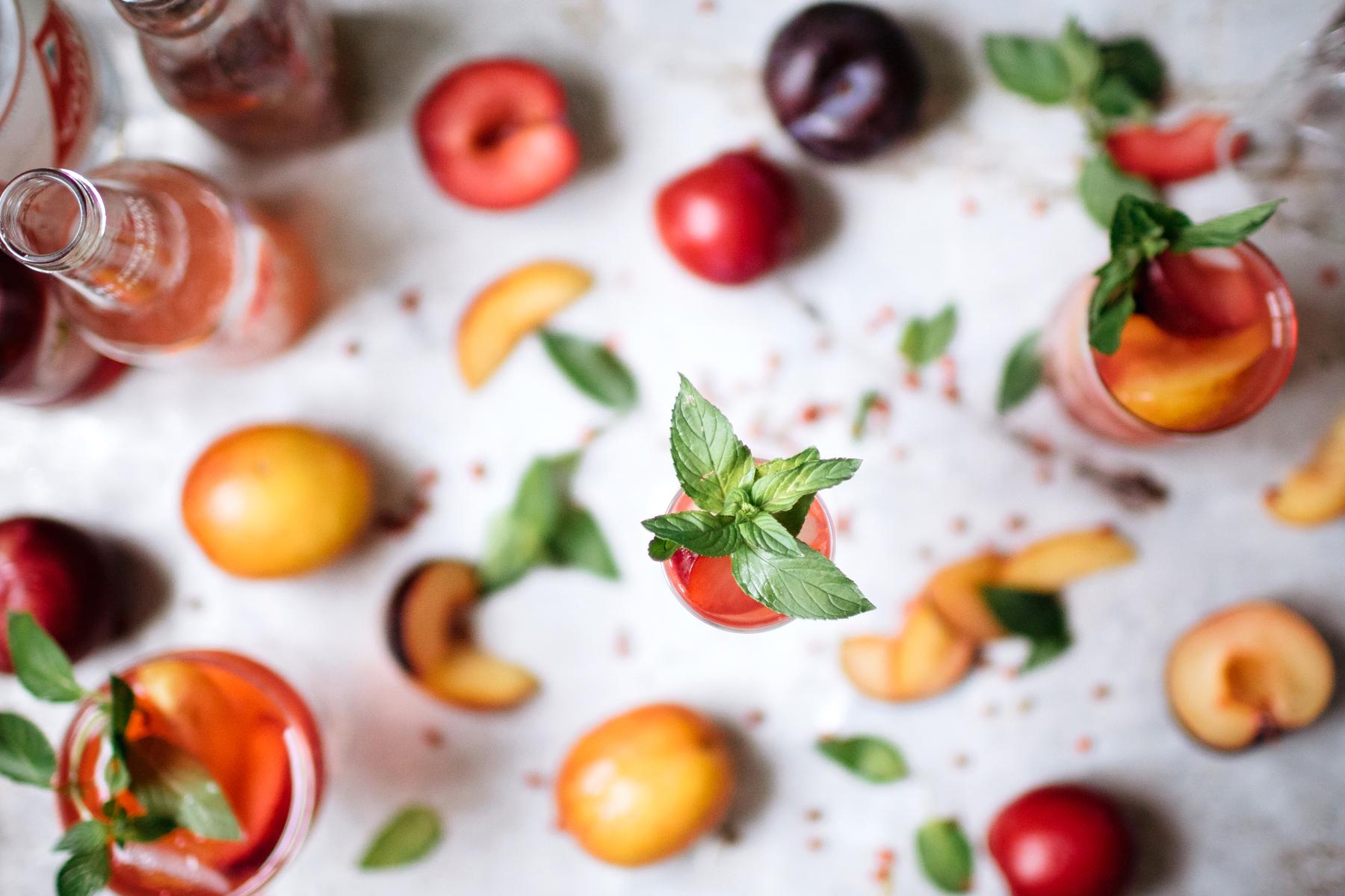 Sparkling Peppered Plum Blush + Let's Celebrate: VV Turns 4!