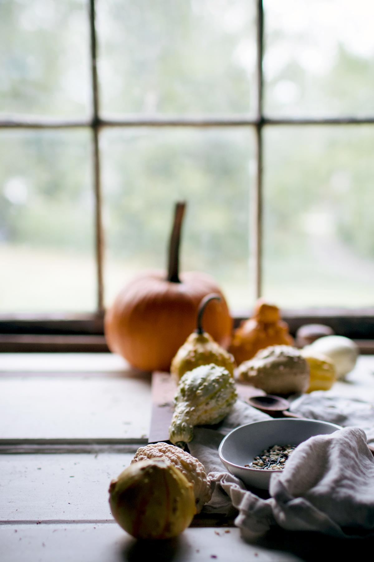 Pumpkin & Wild Rice Soup