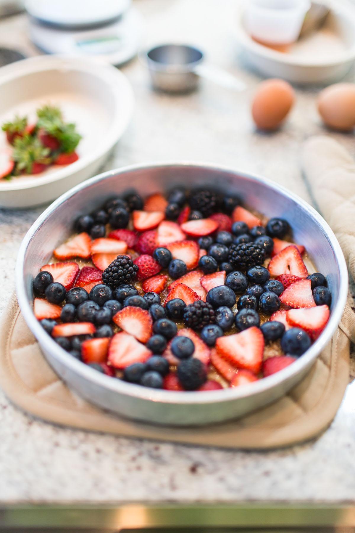 Food Blogger Retreat