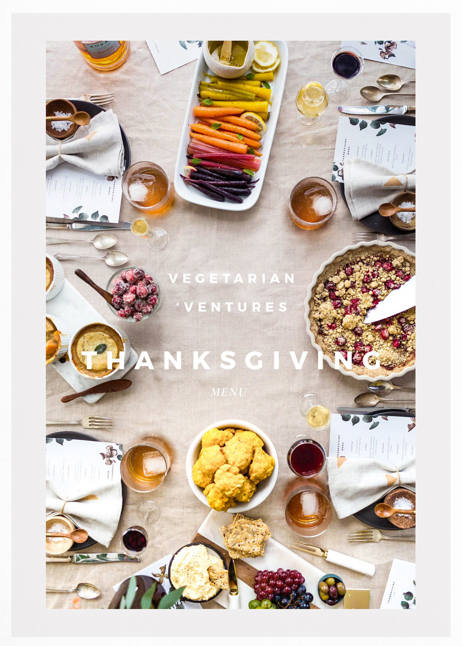 Vegetarian Thanksgiving Main