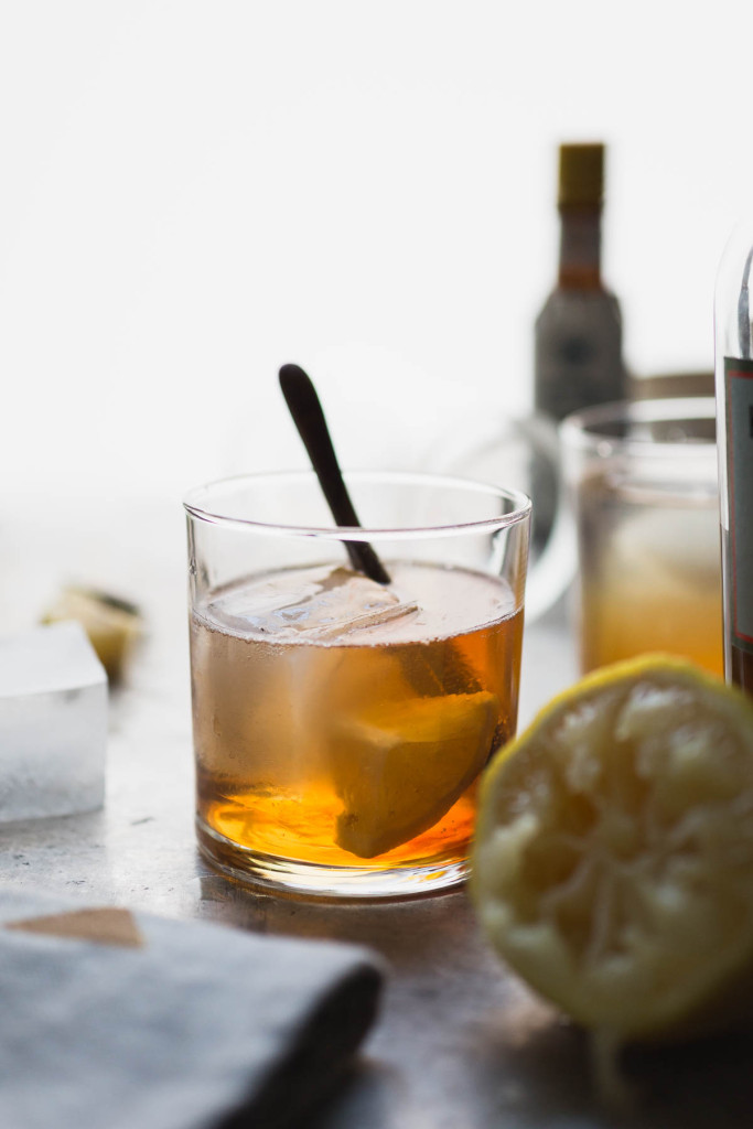 whiskey maple syrup sour