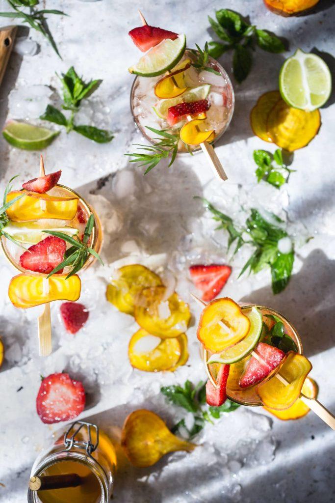 drink recipe for Vegetarian Memorial Day Recipes