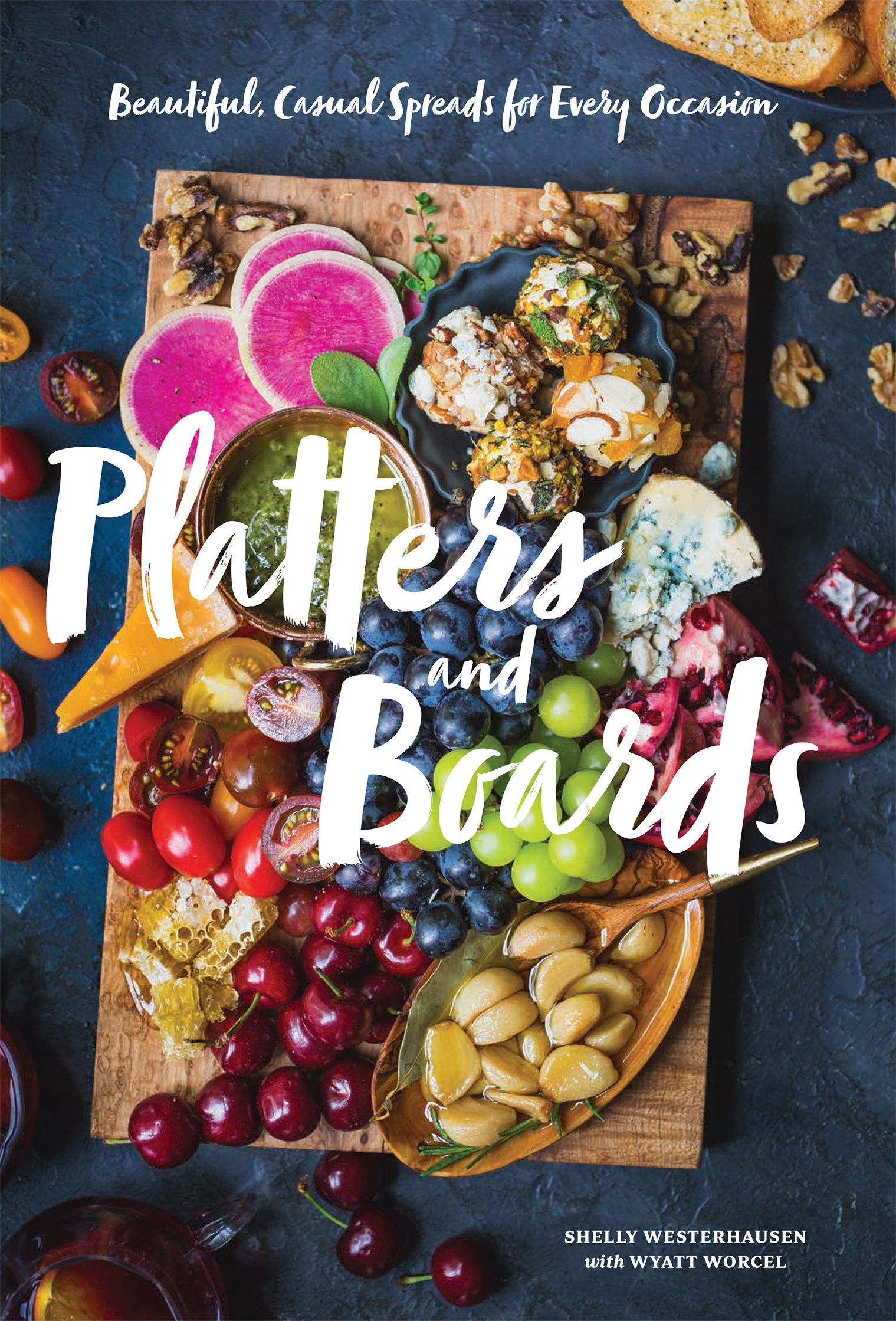 Introducing the Platters & Boards Cookbook!