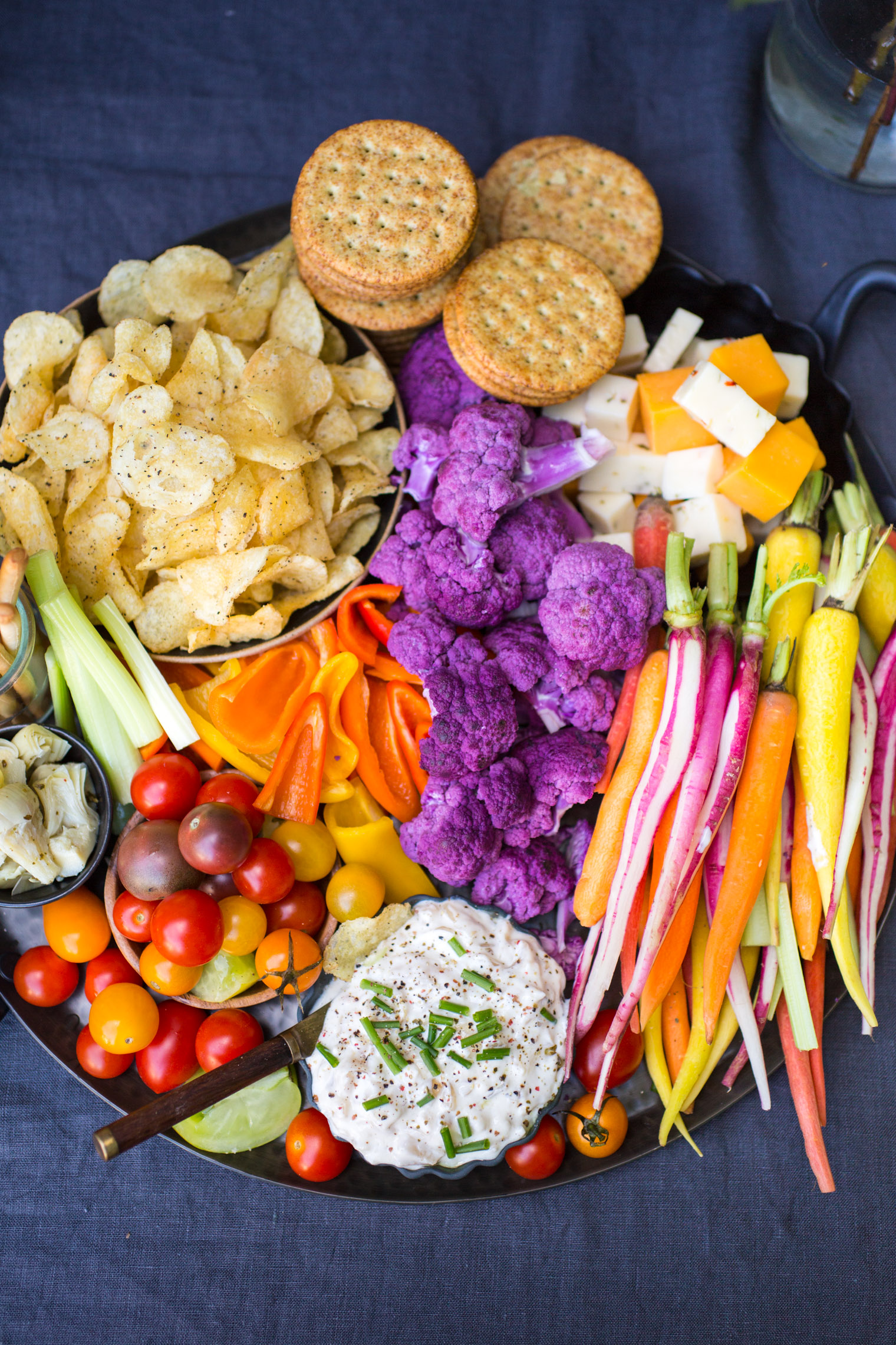 Platters & Boards Cookbook Pre-Order Bonus and Happy Hour Platter + Red Wine Onion Dip!