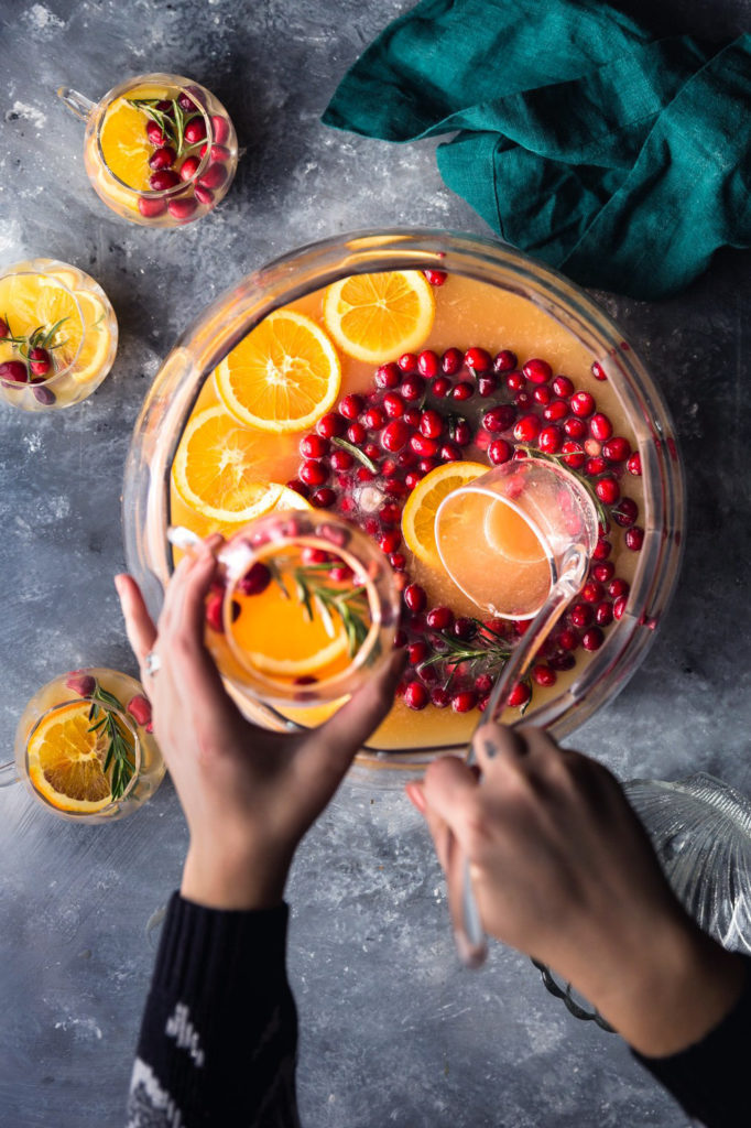 8 holiday cocktail recipes