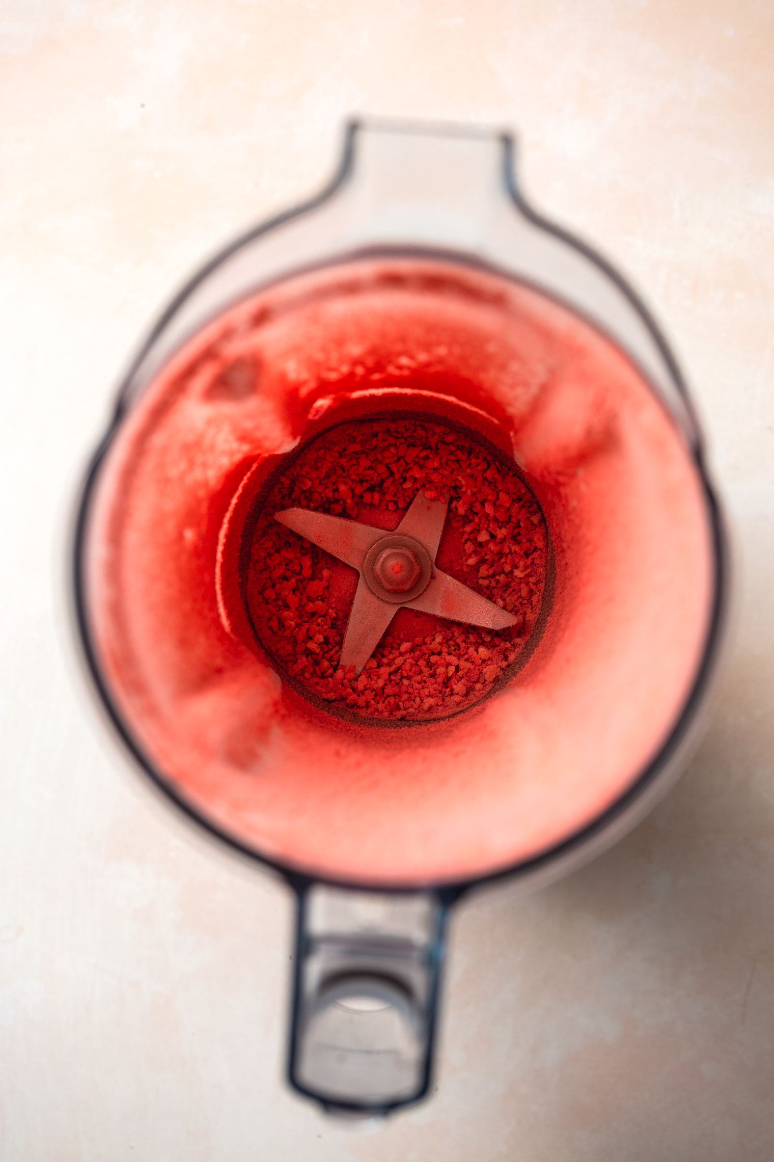 Pink Salt & Peppercorn White Chocolate Covered Strawberries