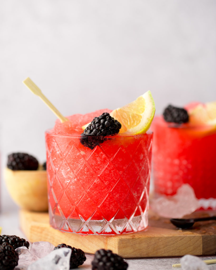 Spiked Frozen Lemonade
