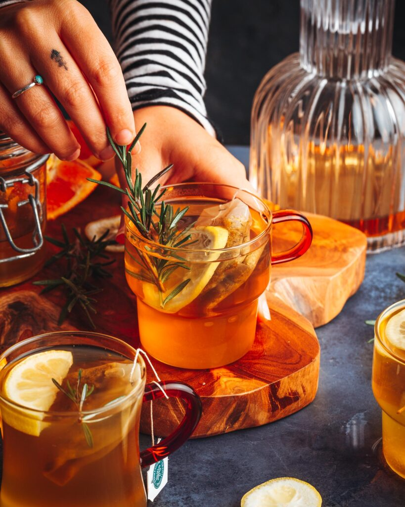 warm drink option for our holiday cocktail recipes