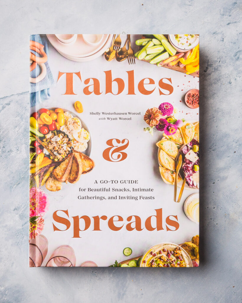 Tables and Spreads cookbook