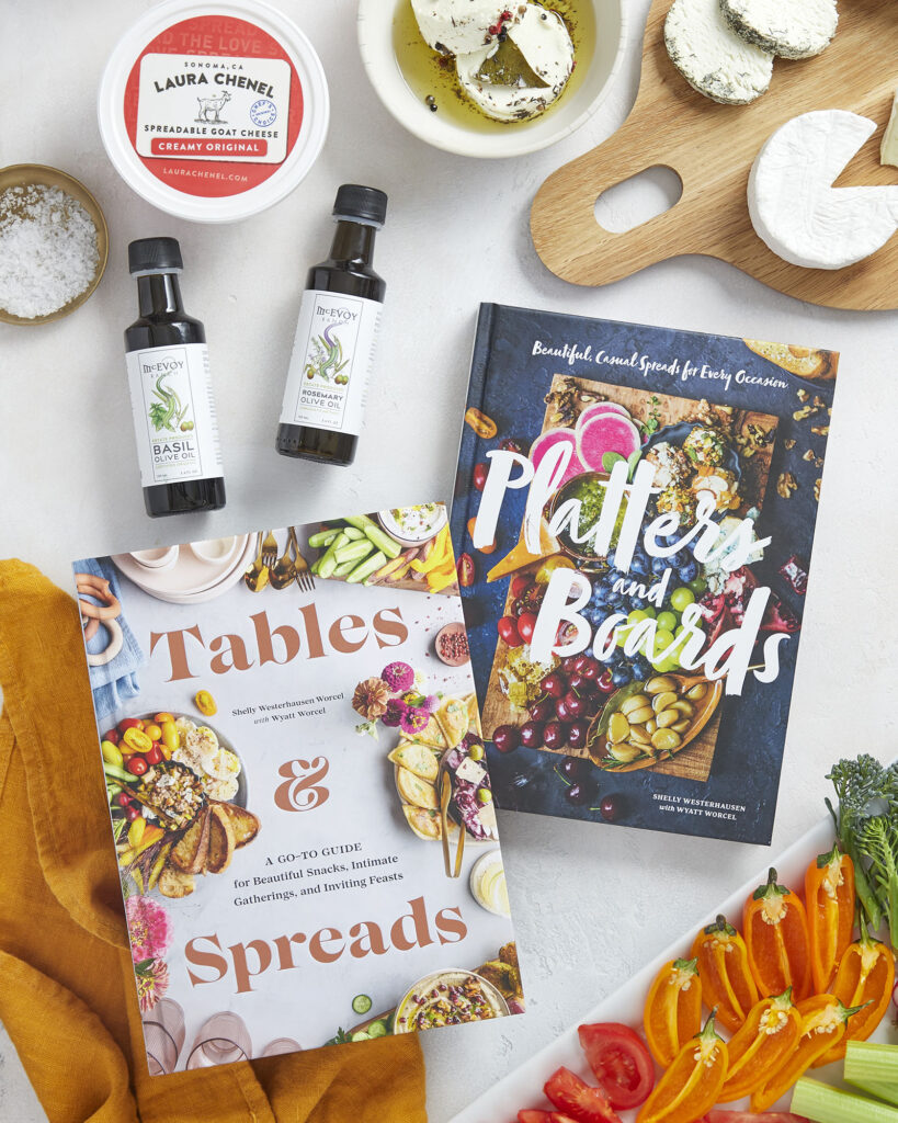 Tables & Spreds cookbook giveaway