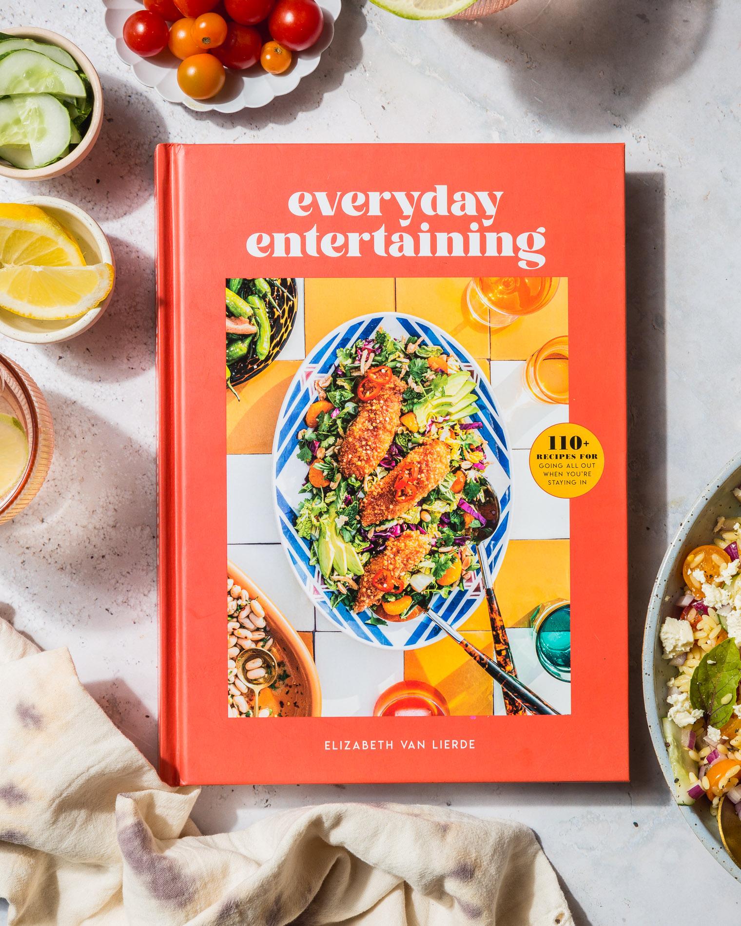Everyday Entertaining cookbook